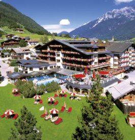 Parcourir la vallée de Stubai en Autriche