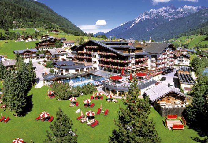 Voyage -vallée de Stubai-Autriche