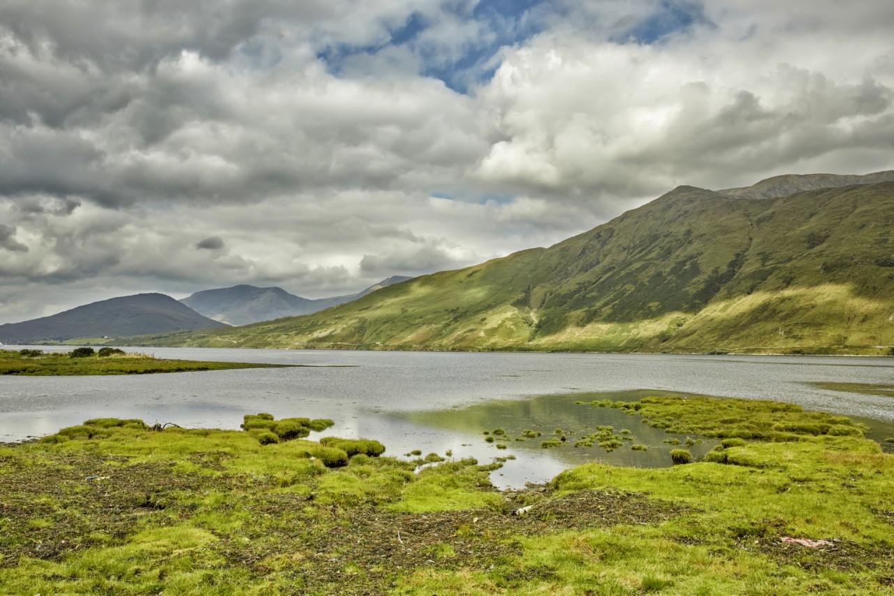 Dans les fjords du Connemara