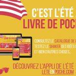 L'app L'Eté en Poche, pour des lectures estivales au top !