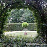 Voyage dans les jardins du château de Hauterive
