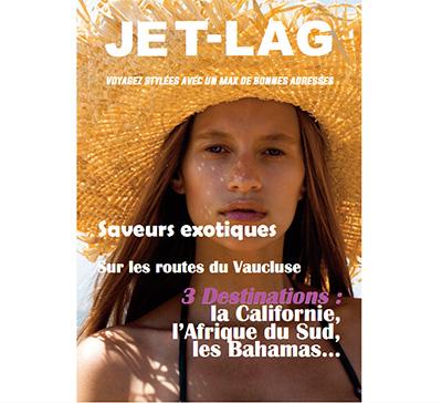 Voyage - Jet-lag