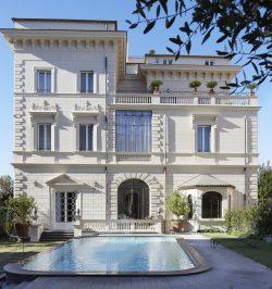 Voyage : Le Palazzo Dama à Rome