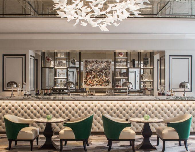 Rénovation - The Grosvenor Hotel - Londres
