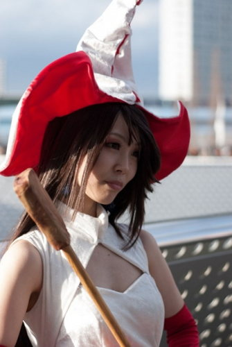 Des cosplay - Tokyo - Japon