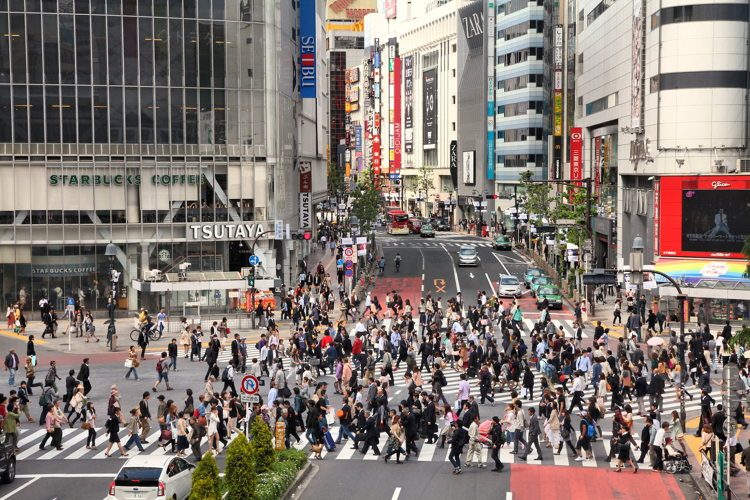 Shibuya - Tokyo - Japon