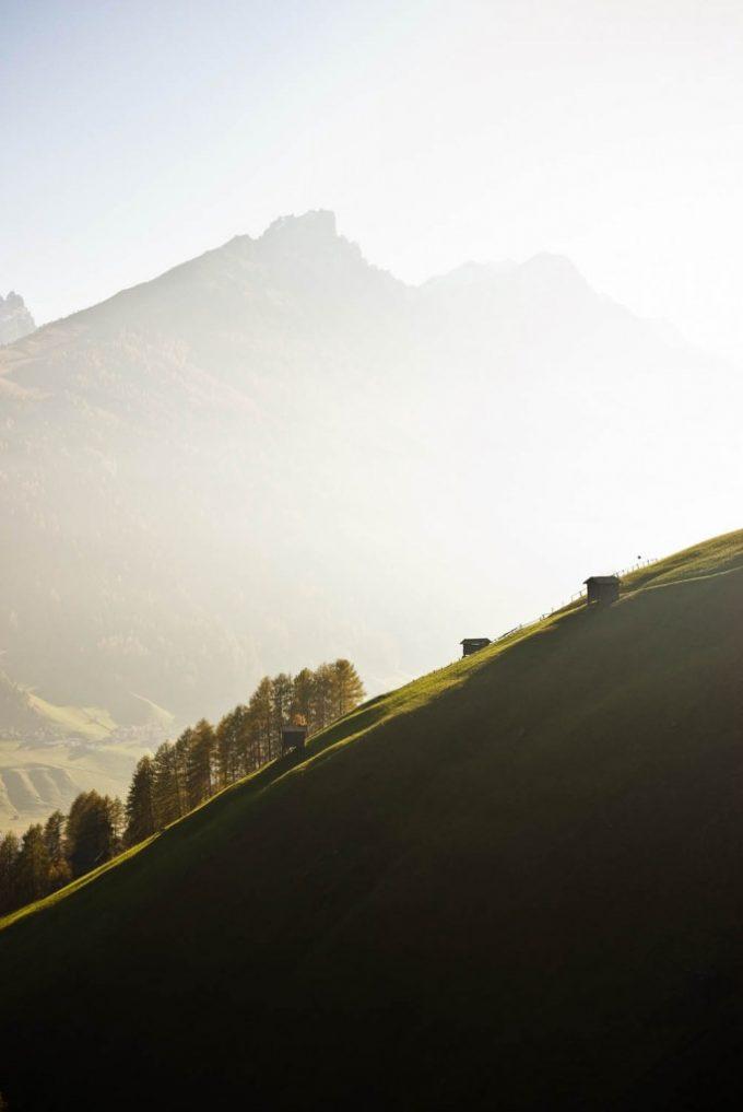 La nature omniprésente-vallée de Stubai - Autriche