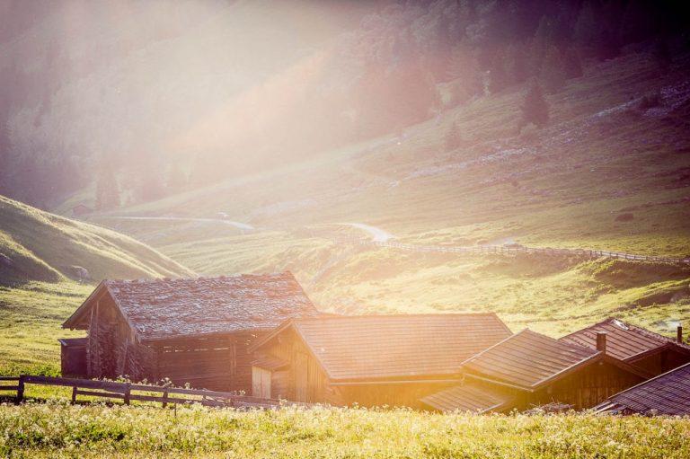 Refuge -vallée de Stubai - Autriche