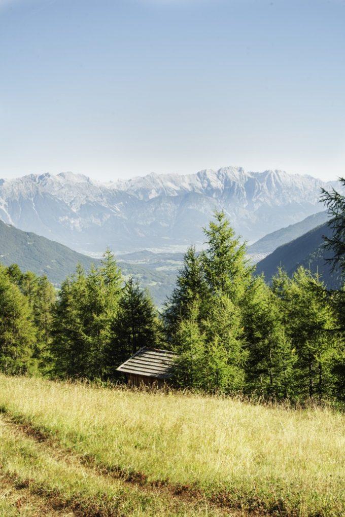 Les Alpes - vallée de Stubai - Autriche
