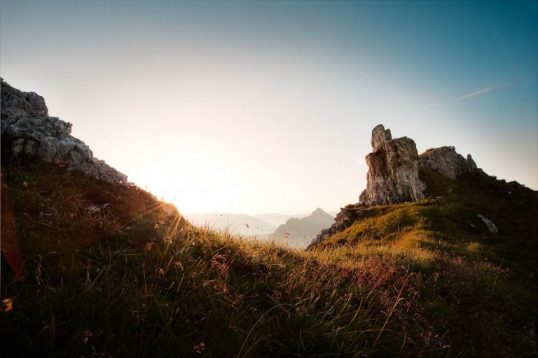 Mont rocheux - vallée de Stubai - Autriche