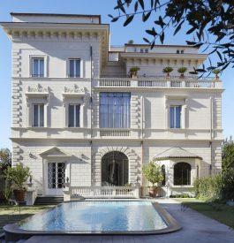 Le Palazzo Dama à Rome