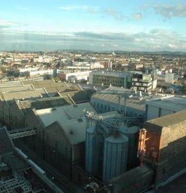 La Guinness Storehouse à Dublin