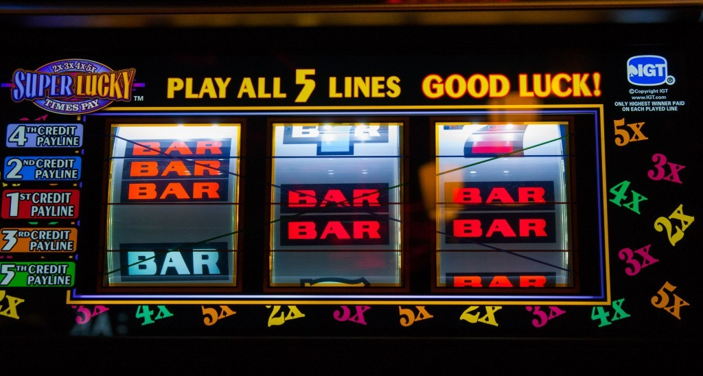 Jackpot - Casino