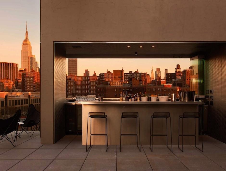 Les hôtels les plus chics à New York