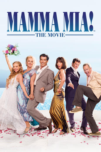 La comédie musicale Mama Mia - Londres
