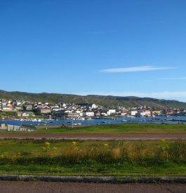 Tour du monde à St Pierre et Miquelon
