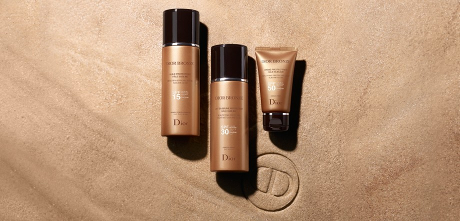 Gamme solaire Dior - Seychelles