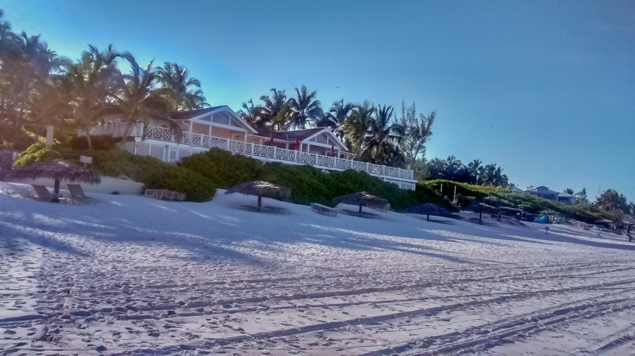 Les nouvelles villas du Coral Sands