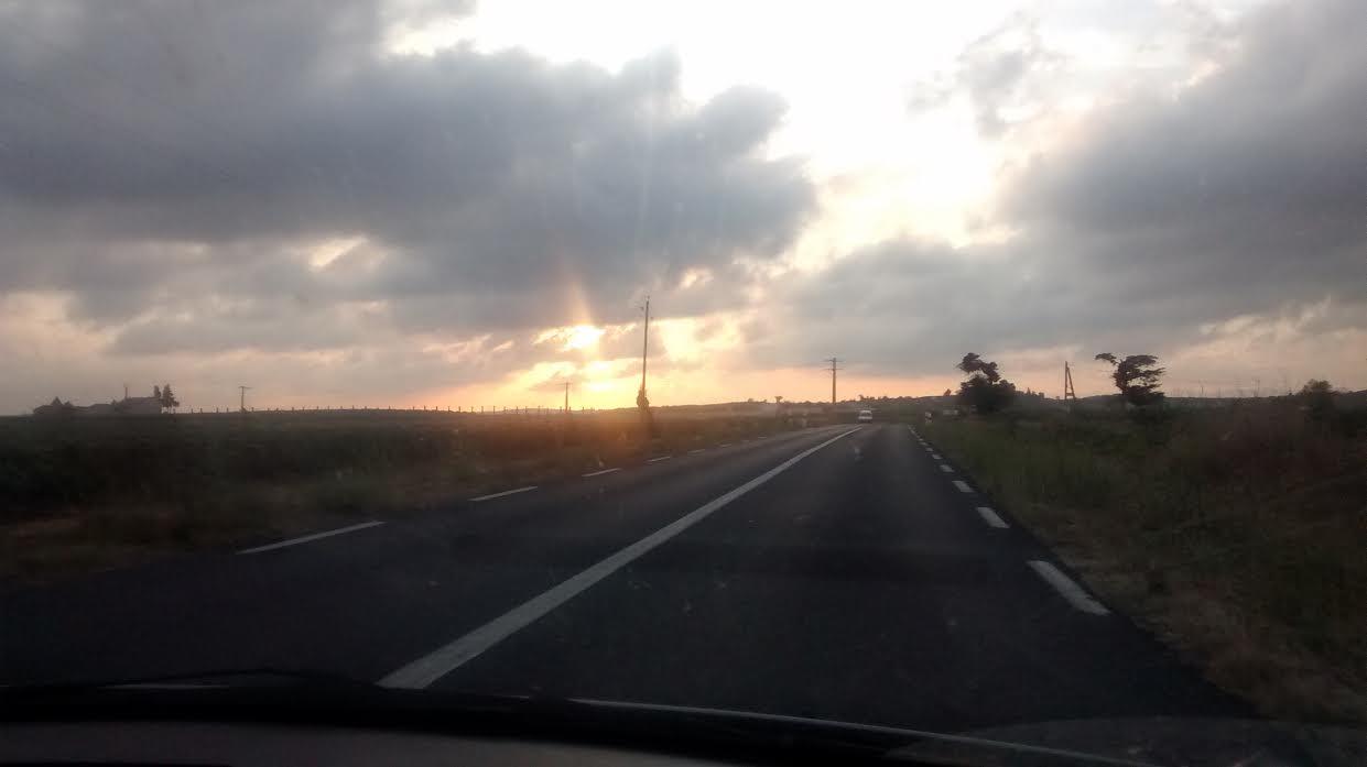 Retour - road-trip