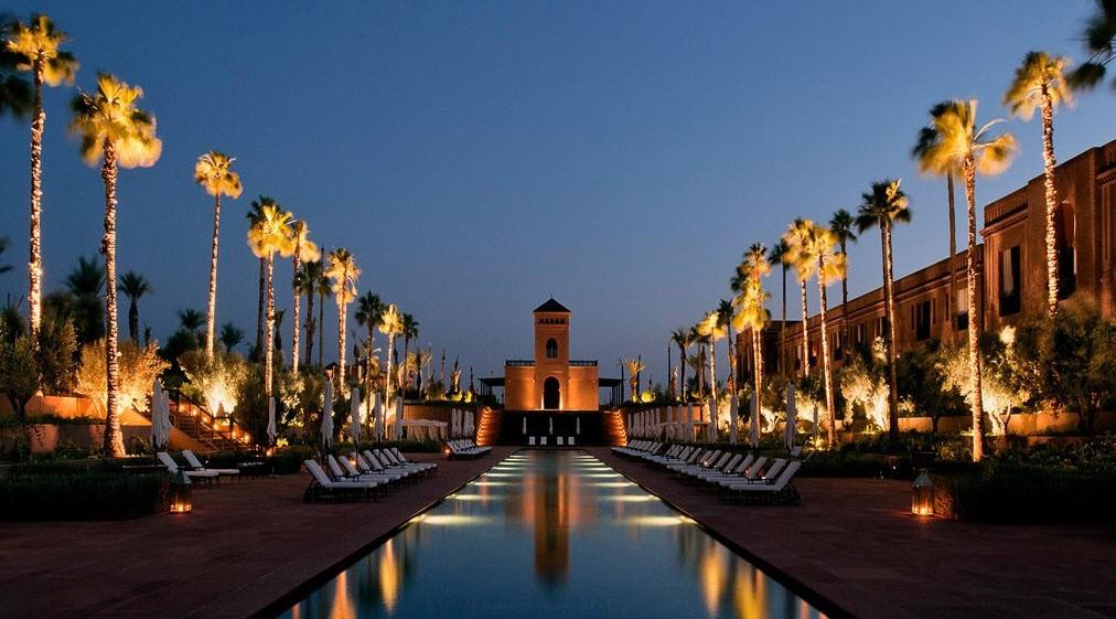 Voyage - Maroc - Marrakech