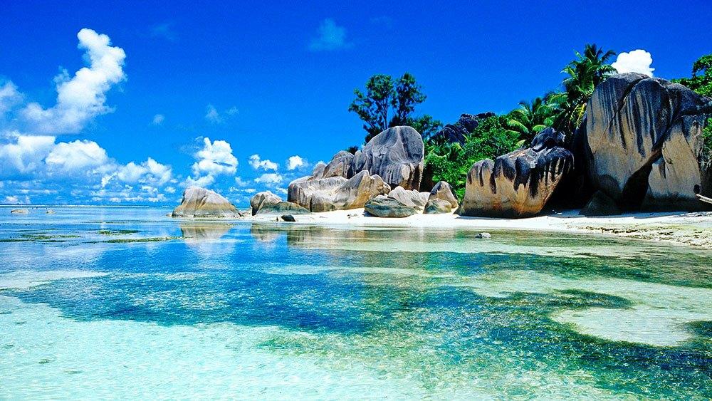 Voyage - Seychelles