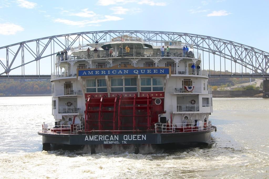 croisière - America Queen