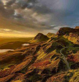 Aller en Écosse