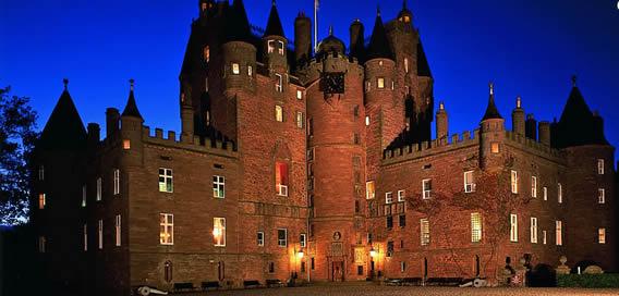 Château de Glamis - Écosse