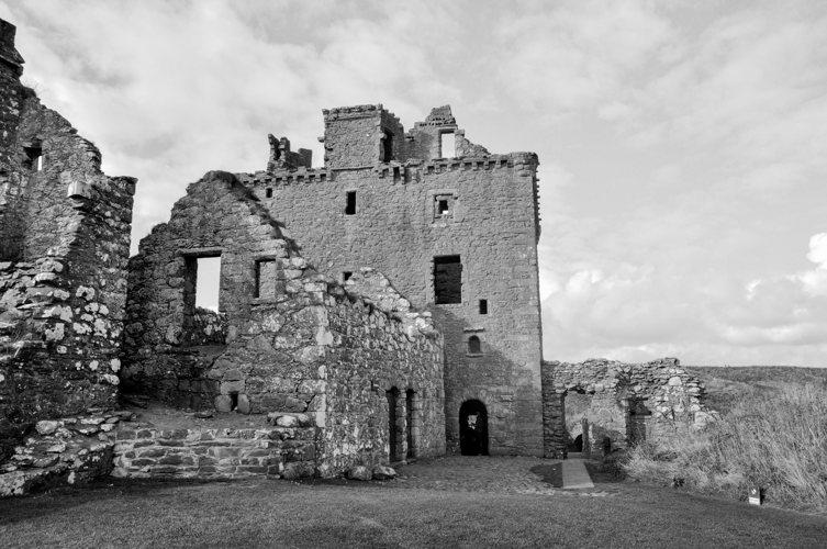 En Écosse, les fantômes n'apparaissent pas seulement pour Halloween...