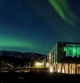 Dormir à l'Ion Hôtel en Islande