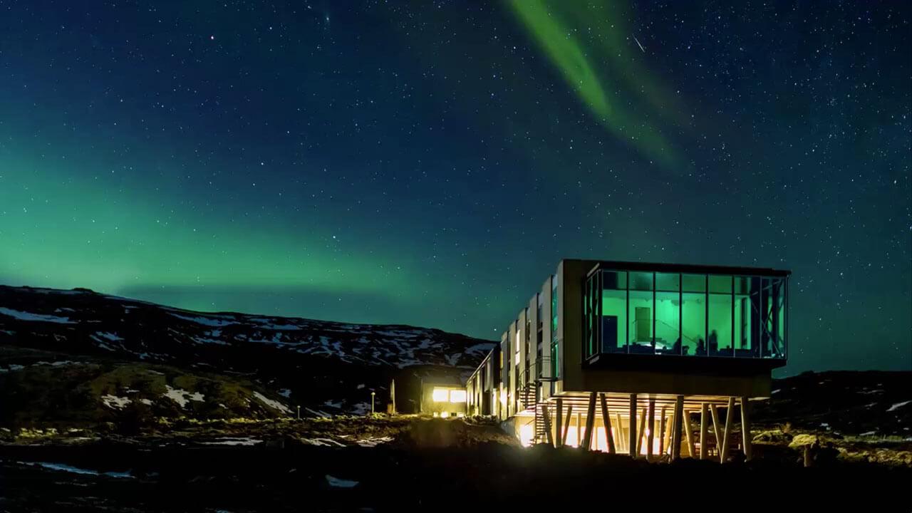 L'Ion Hôtel - Islande