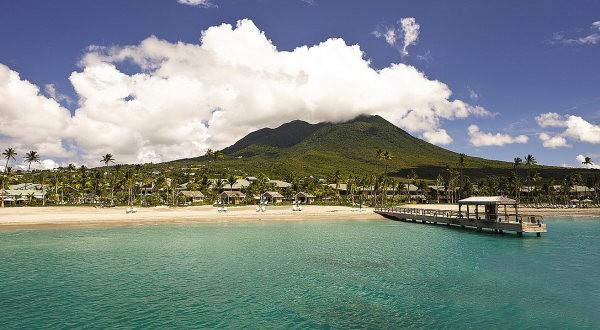 Nieves - première île des Caraïbes 100% green