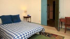 Ma chambre - L'Affable des Cammazes - Montagne Noire