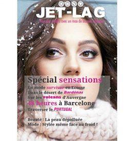 Découvrir Jet-lag Magazine, édition 6