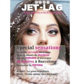 Sortie de Jet-lag Magazine 6