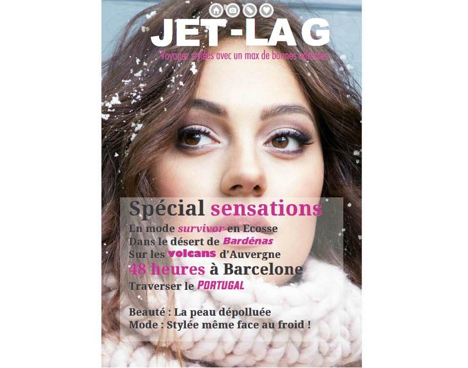 Jet-lag Magazine N°6