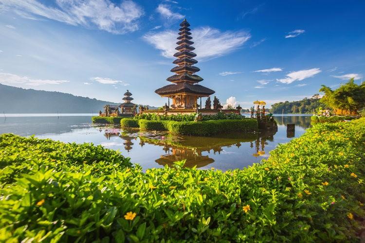 Un voyage à Bali