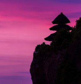 Vouloir repartir à Bali