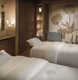 Soins bien-être au spa Guerlain à Dubaï