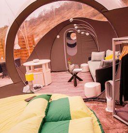Camping expérience