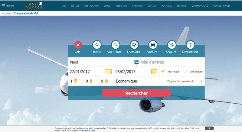 Trouver des billets d'avion pas chers ?