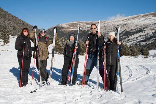 S'initier au ski en Andorre