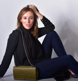Entrevue avec Nezha Alaoui