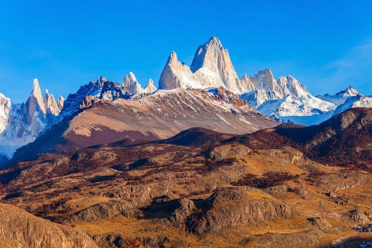 Le Fitz Roy en Argentine pour un road-trip