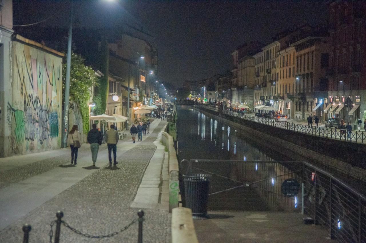 48h à Milan - Les Naviglis