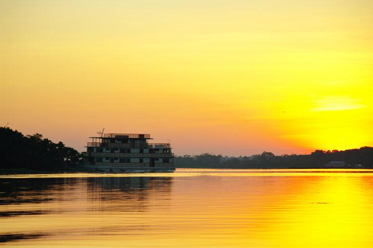 Voyage au Brésil : A Manaus sur l'Amazone