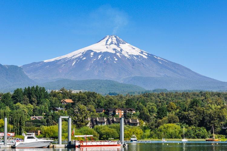 Arriver - Pucon - Road-trip Chili