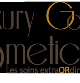 L'art de voyager par les Luxury Gold Cosmetics