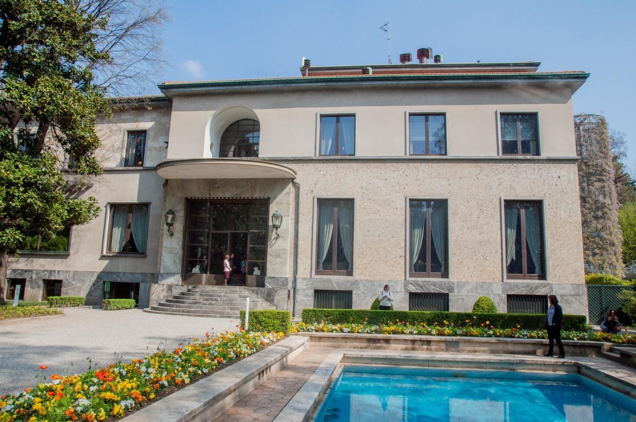 48h à Milan à la villa Necchi Campario