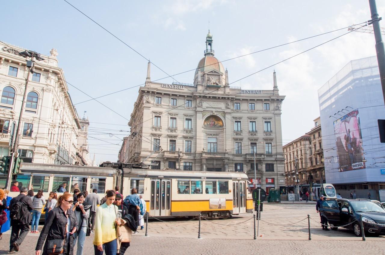 48h à Milan avec son tramway